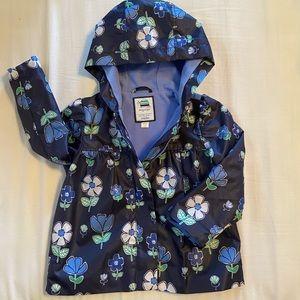 Gymboree Rain Jacket size 2T  3T